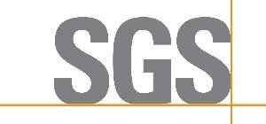 Attestation de manipulation des fluides frigorigène délivrée par la SGS