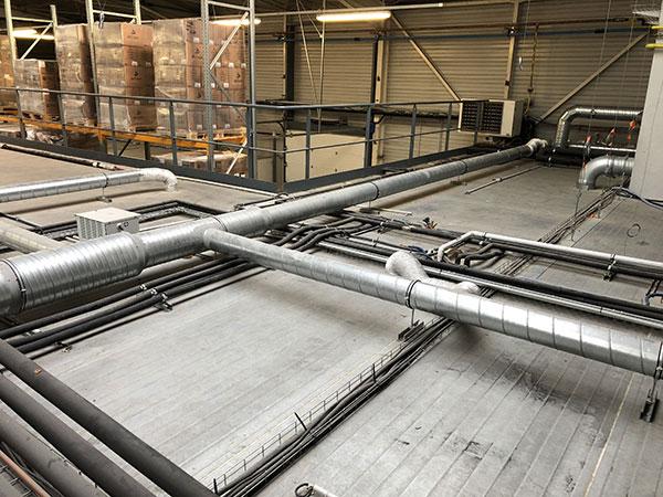 Ventilation professionnel Eos System